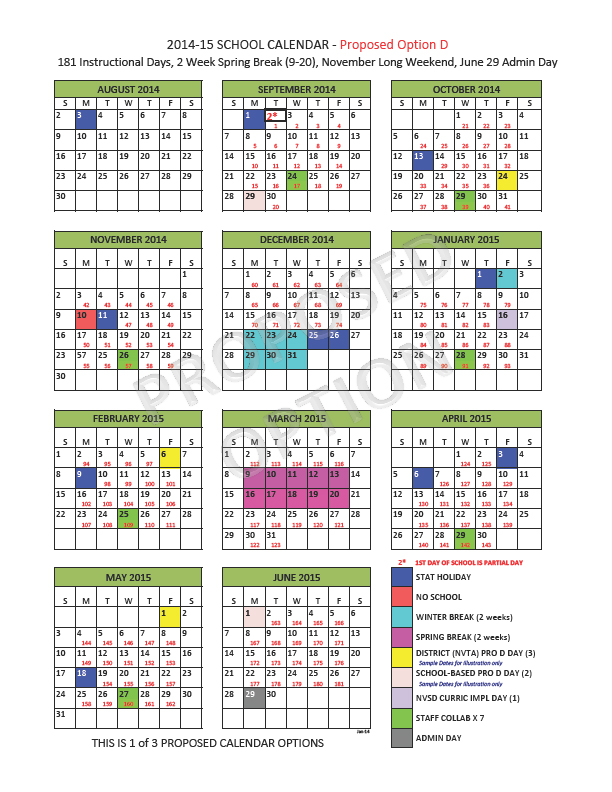 Option trading calendar 2014