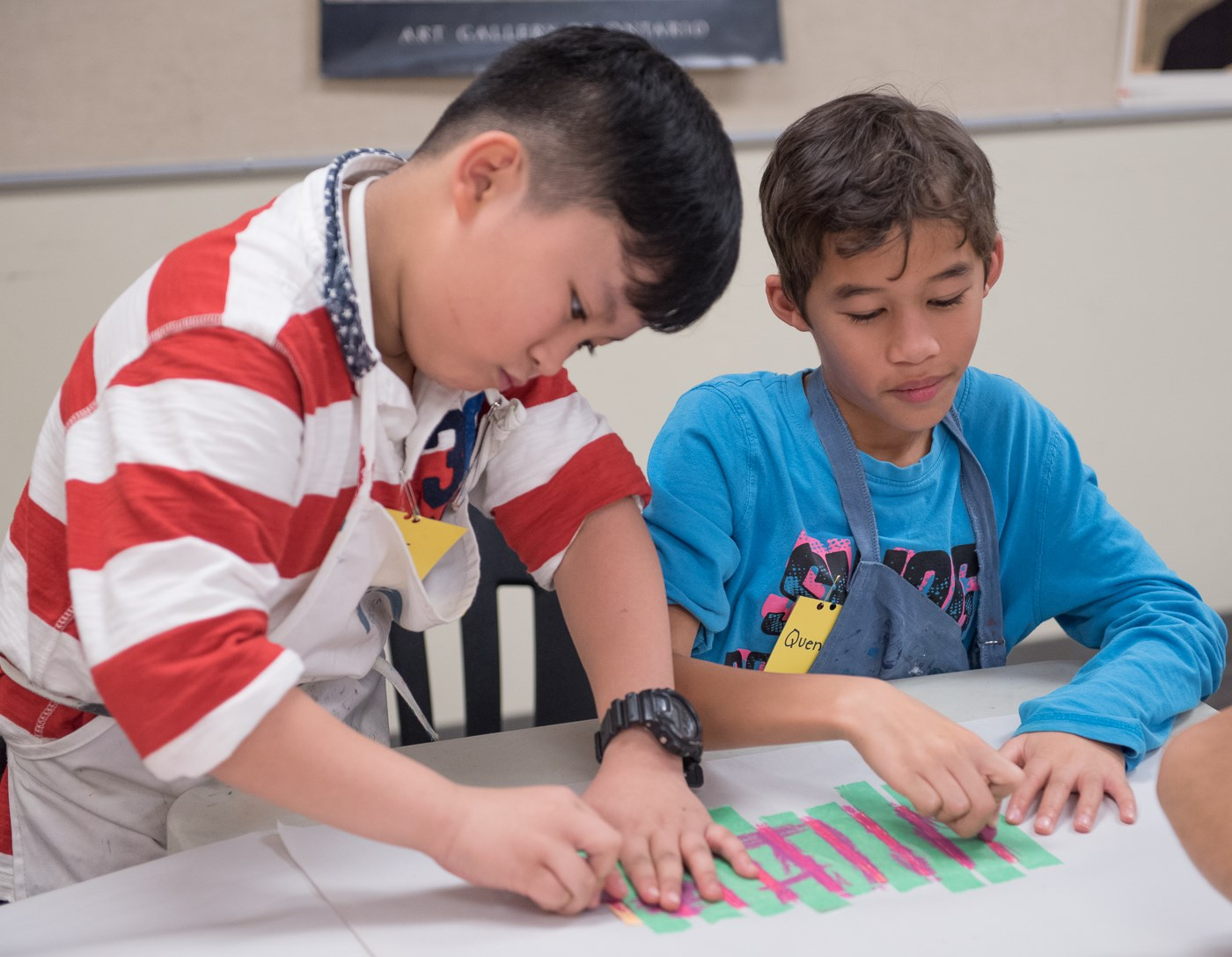 Registration for Fall After School Art Classes now open!