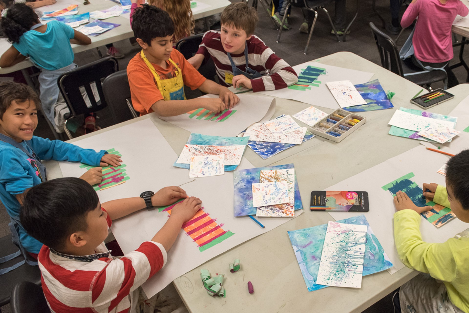 Artists for Kids Spring Break Day Camps 2019
