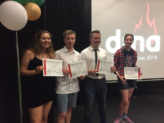 341d7ce787b DMA students honoured with unexpected EA Sports scholarship