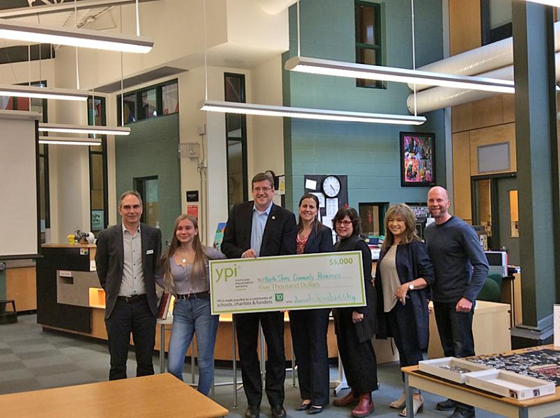 argyle student raises money.png