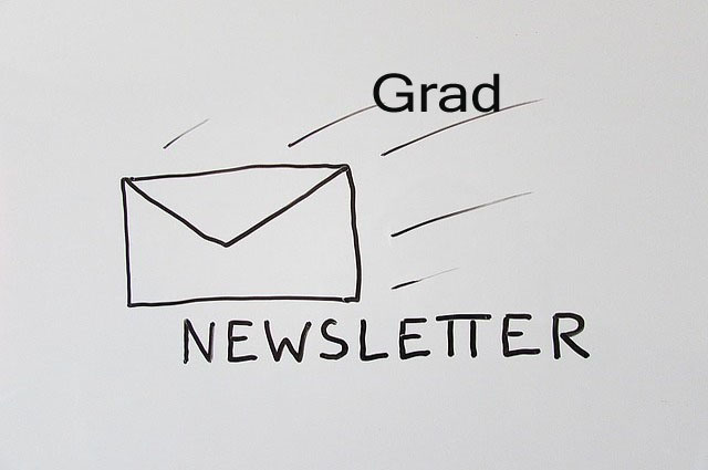 Your 2019 Grad Newsletter is Now Available