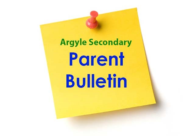 Latest Parent Bulletin