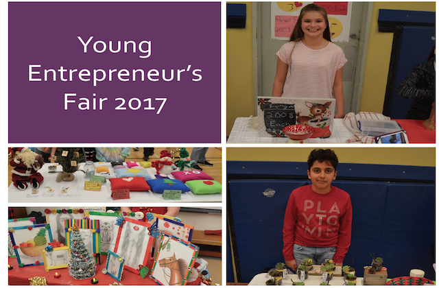Young Entrepreneur's Fair