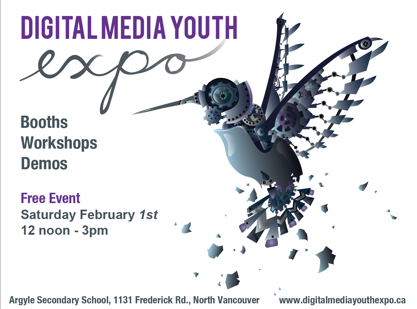 An Interactive Experience for Those Interested In All Things Digital Media!