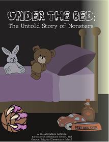 UNDER THE BED:  The Untold Story of Monsters