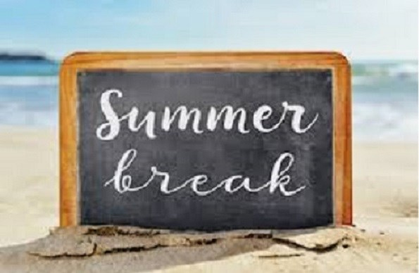 Enjoy a fun and safe summer break!