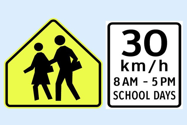 Traffic Safety in School Zones