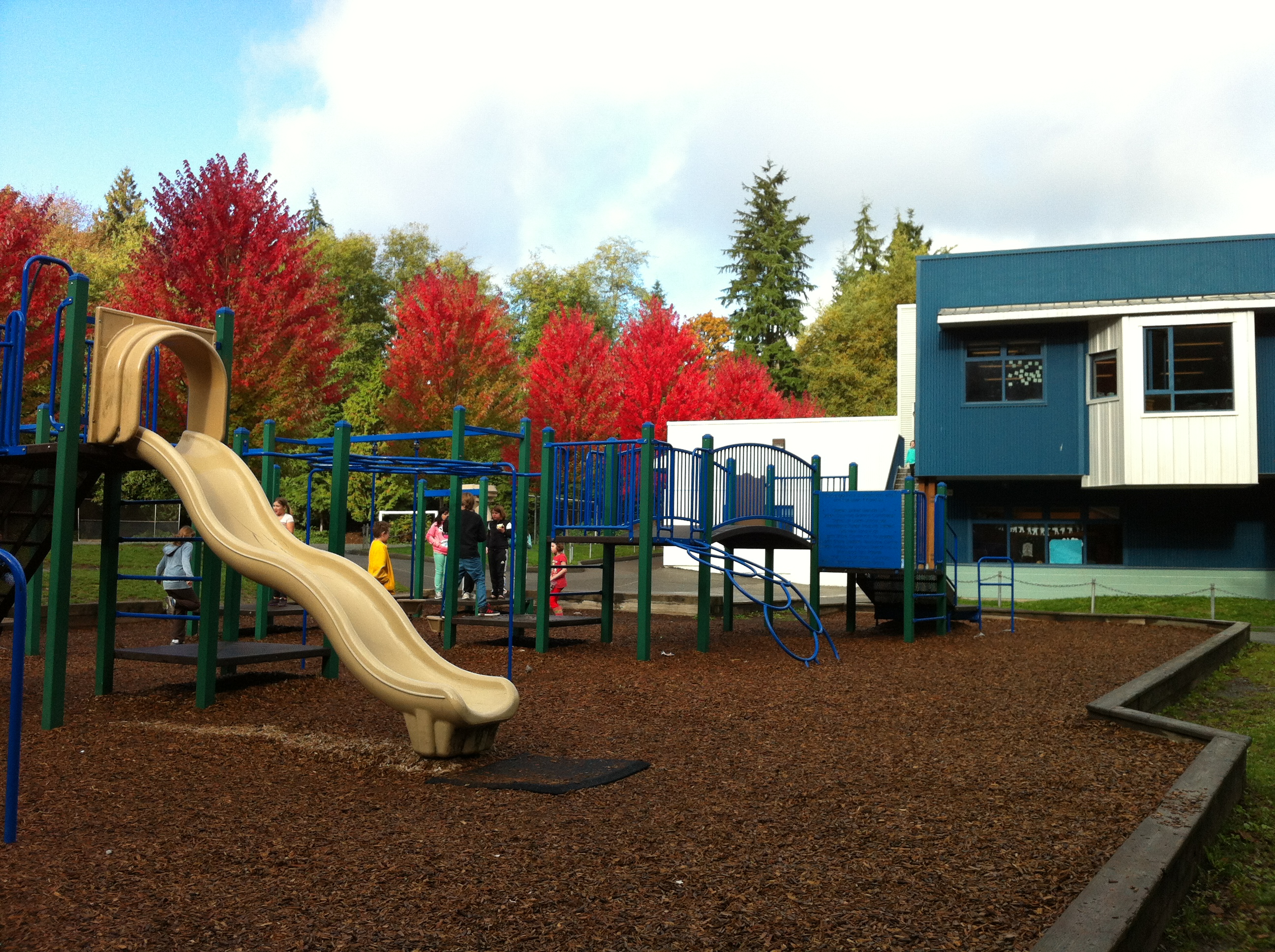 Our Intermediate Playground