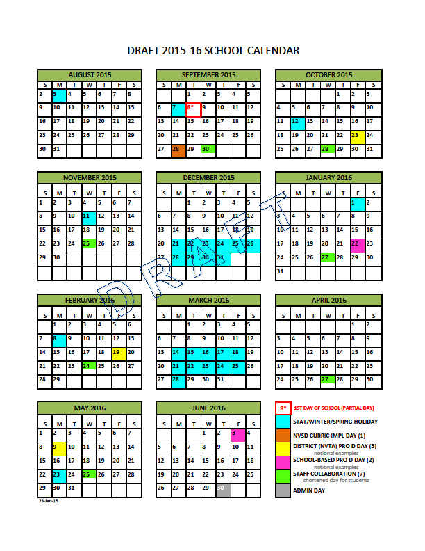 2016 Calendar With Holidays Included | Search Results | Calendar 2015