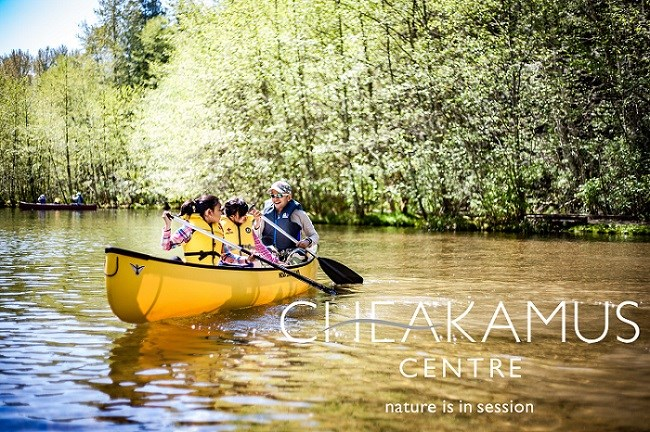 Cheakamus Centre - Upcoming Spring Events!
