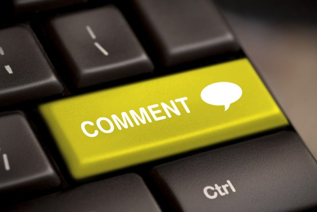 Comment Opportunity: Budget Priorities