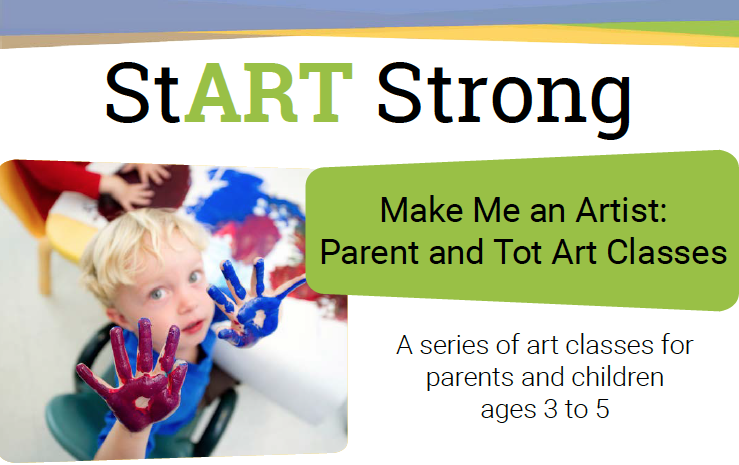 Parent and Tot art classes