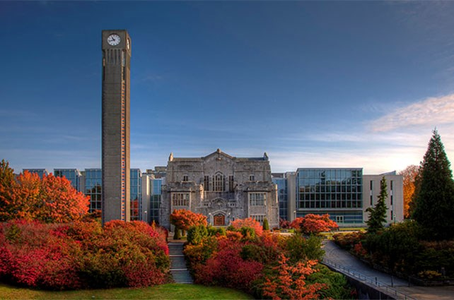 Canadian Universities Event - October 4th