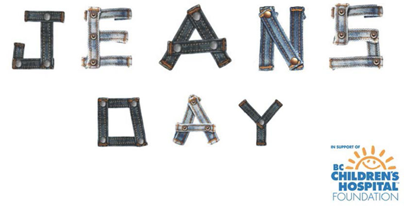 Featured Stories - April 24th is Jeans Day - u00c9cole Argyle Secondary