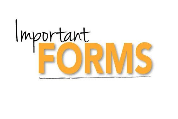 Forms Forms Forms