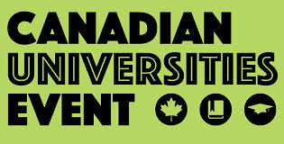 Canadian Universities Event - Wed. Sept. 28th @ Rockridge Secondary School 6:30pm - 8:30pm