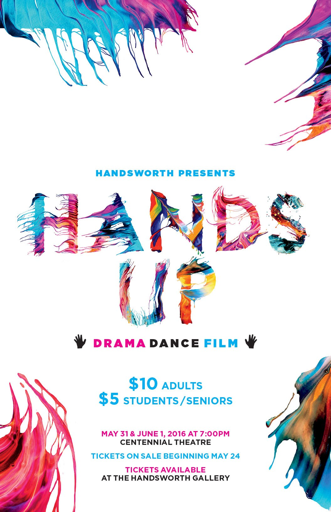 Tickets on sale Tues. May 24th @ lunch in the gallery
