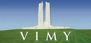 Vimy Ridge Tour - April 6-12, 2017